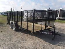 16 utility trailer all new 83x16 16ft diamond c ranger series landscape lawn care utility trailer