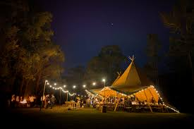 amy and tauriki a rustic tipi wedding with a nz twist