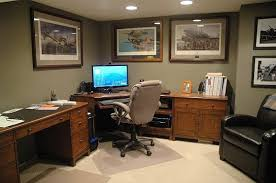home office in basement. Modren Home Architecture Free Designs Unfinished Basement Ideas Home Office  With Regard To Offices Intended In E