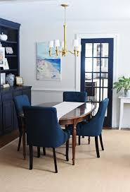 excellent stylish new dining room chairs julia ryan navy blue dining room pertaining to blue dining chairs popular
