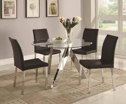 contemporary round dining room sets. dinning dining room table sets furniture round tables bedroom contemporary c