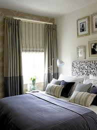 Home Design  Dining Room Bay Window Curtain Ideas Intended For - Modern dining room curtains