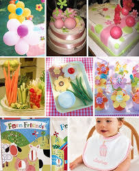 first birthday party ideas for a girl at home with kim vallee