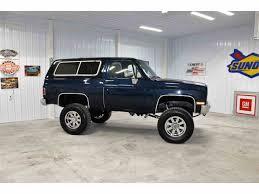 1991 Chevrolet Blazer for Sale | ClassicCars.com | CC-1029536