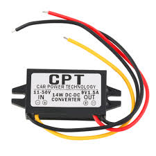 popular cpt dc buy cheap cpt dc lots from cpt dc suppliers new cpt waterproof 14w dc to dc converter 9v1 5a car led power supply module