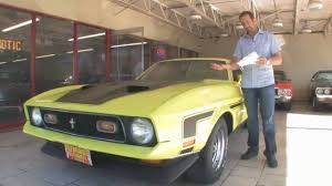 1972 Ford Mustang Mach 1 for sale with test drive, driving sounds ...