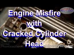 chevrolet cavalier 2 2l misfire cracked cylinder head chevrolet cavalier 2 2l misfire cracked cylinder head