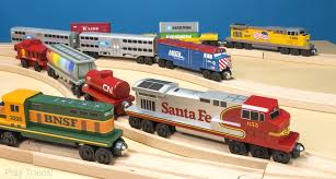 whittle shortline railroad realistic wooden trains