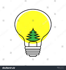 What Are The Kinds Of Light Different Kinds Light Bulbs Stock Vector Royalty Free
