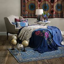 Small Picture Zara Homes artisan style rugs cushions and throws ELLE