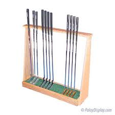 Golf Club Display Stand Putter Displays Golf Club Displays The Farmington Single 20