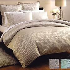 linen house harrington jacq beige gold queen quilt doona bloomingdale beige and ivory duvet cover set