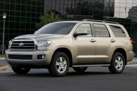 2014 Toyota Sequoia - Information and photos - ZombieDrive