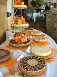 Cheesecake Display Stands Wedding Photos Muddy Paws Cheesecake 98