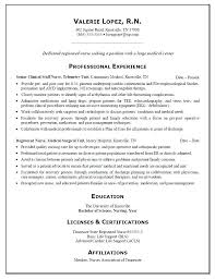 Emergency Nurse Resume Magnificent Emergency Nurse Resume Sample Colbroco