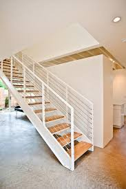indoor wheelchair ramp for stairs. sumptuous open tread staircase in modern with c channel next to concrete wheelchair ramp alongside and diy cable indoor for stairs