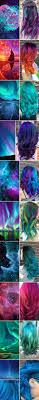 Best Galaxy Hair Color Ideas For