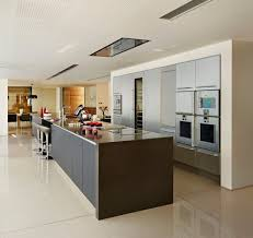 Poggenpohl Kitchen Contemporary With Gaggenau Transitional