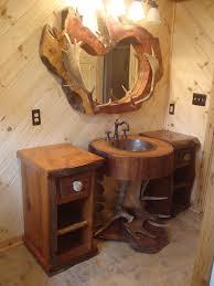 ideas unfinished wood bathroom vanities wall