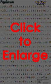 All Pokemon Evolution Chart 2 All Pokemon Evolution Chart