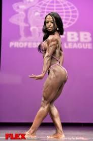 Alicia Spearman - Women's Physique - 2014 New York Pro ...