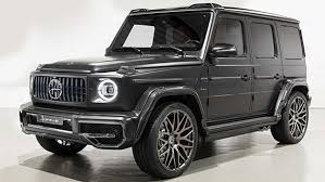 Check out the latest mercedes a class review from select car leasing. Mercedes Amg G 63 By Hofele Design Mercedes Benz Worldwide