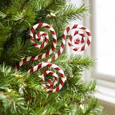 Candy Cane Yard Decorations Swirl Candy Cane Tree Pick Home Garden Pinterest Slim Christmas 84