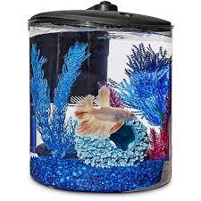 petco betta fish. Delighful Petco Imagitarium Cylindrical Betta Fish Desktop Tank Kit In Petco
