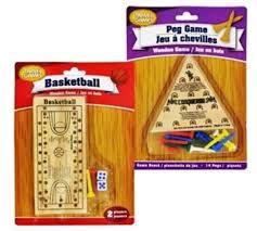 Wooden Peg Games Wooden Peg Board Travel Games Golf Basketball Football and 84