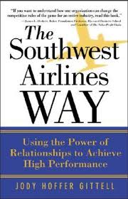 Southwest Airlines Organization Chart The Southwest Airlines Way By Jody Hoffer Gittell