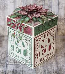 Beautiful Gift Box Design Christmas Gift Box Designs By Marisa Gift Box Design