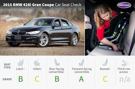 2016 bmw 428i gran coupe car seat check