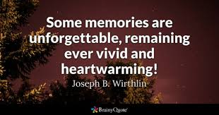 Beautiful Memories Quote