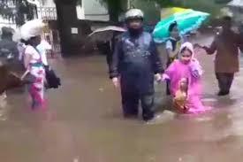 Mumbai Rains Weather Update Today Expect Heavy Rains Says