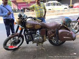 royal enfield bikes modified in india