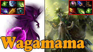 dota 2 wagamama 6700 mmr plays spectre and treant protector