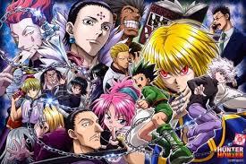 Hunter X Hunter is a manga series created by Yoshihiro Togashi.