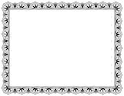 Free Certificate Borders Clip Art Page Borders And Vector