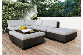 Home Decor Cozy Patio Furniture Sectional bine With Dĩcor