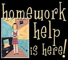 Image result for homework help clipart