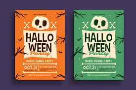 Costume Contest Flyer Template 30 Best Event Flyer Templates 2020 Creative Touchs