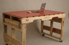 innovative furniture ideas. innovative desk furniture recycled materials design ideas