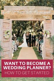 Best Become A Wedding Planner Our Wedding Ideas