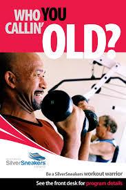 senior copywriter gym posters