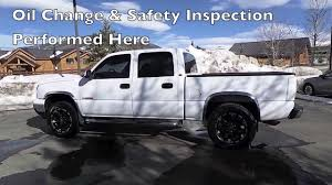 2006 Chevy Silverado 1500 Z71 Off Road Crew Cab Pickup Truck For ...