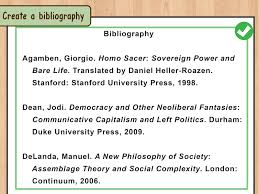 Term Paper Bibliography Format Annotated For Spacecadetz