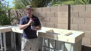 To Build Outdoor Kitchen Outdoor Kitchen Tv Show 4 Youtube