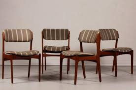brown leather dining room set dining table set 6 chairs fetching mid century od 49 teak