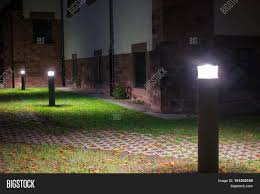 Outdoor Lights And Lanterns Outdoor Lights Image Photo Free Trial Bigstock