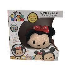Disney Tsum Tsum Light Up Disney Lights And Sound Tsum Tsum Ariel